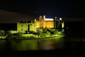 Leed's Castle Overnight Lodging
