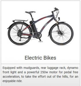 Electric Bike Description