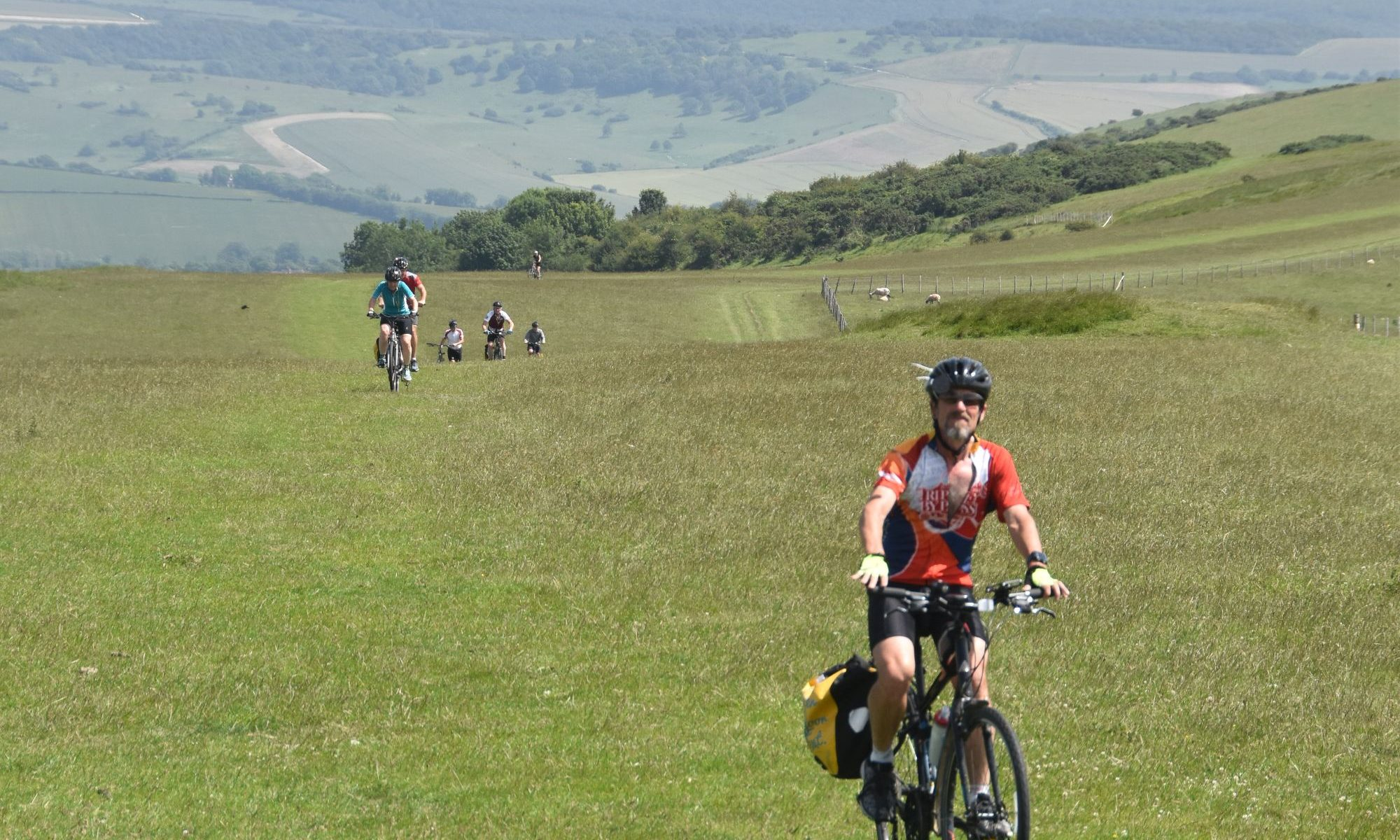 Bike Touring England