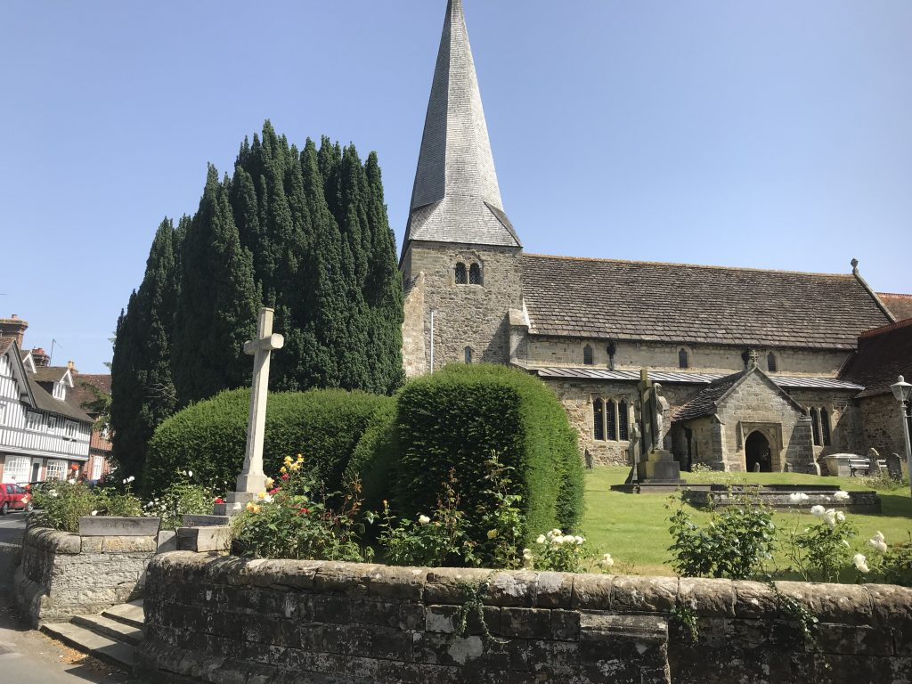 Bike Touring small villages England
